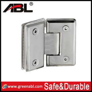 Stainless Steel 135 Degree Glass Clamp Cabinet Hinge Cc152 pictures & photos