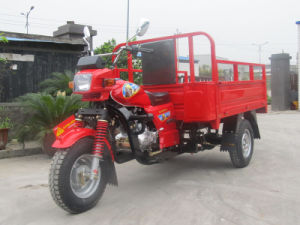 1 Ton Capability of Three Wheeled Cargo Tricycle pictures & photos