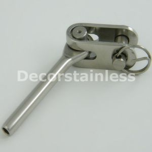 Stainless Steel Machined Fork Terminal pictures & photos