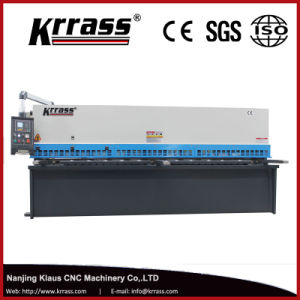 QC12k/QC12y CNC Shearing Machine Sheet Metal pictures & photos