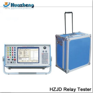 Hzjd-6 Relay Protection Tester I Six Phase Relay Test Machine pictures & photos