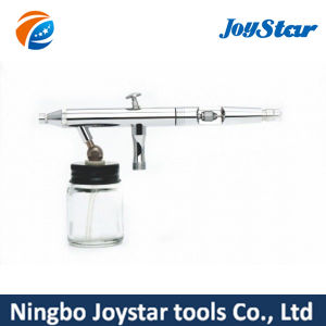 Dual Action Bottom Siphon Feed Airbrush for Makeup Z-500 pictures & photos