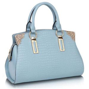 Fashion Genuine Leather Bag Handbag for Ladies pictures & photos