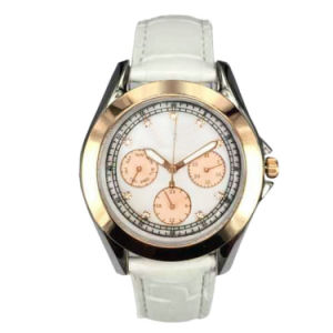 Custom Fashion Luxury Lady Waterproof Wrist Watch Lw-12c