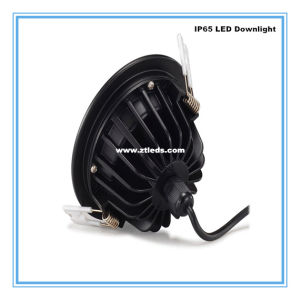 Dimmable IP65 15W LED Recessed Downlight pictures & photos
