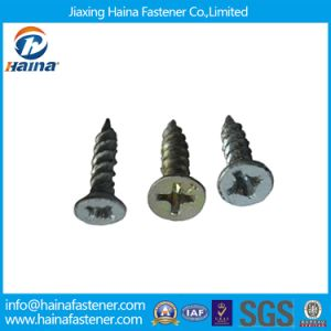 Galvanized /Zinc Plated/ Hot DIP Galvanized Self Tapping Screws/Pan Phillips /Hex /Flat /Flanged Head Screws pictures & photos