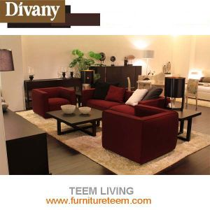 D-62 Divany Living Room Furniture Modern 3+1+1 Sofa Set pictures & photos