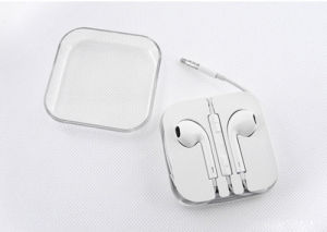 Wholesale Earphones for iPhone Earpods with Volume Control & Mic for Samsung.