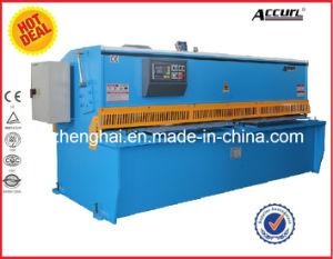 Hydraulic Cutting Machine QC12y-12*5000 E21 pictures & photos