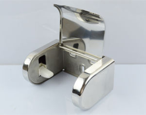New Design Wall Mounted Stainless Steel Chorome Tissue Holder Toilet Paper Holder (JNP0167) pictures & photos