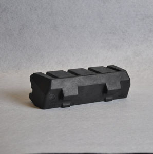 30%GF Modified PA6 Plastic Compounding Polyamide6 for Railway pictures & photos