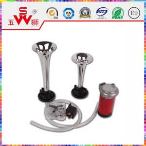 OEM Sliver Car Loudspeaker in Hot Supply pictures & photos