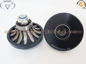 Diamond Router Bits Sintered Profiling Wheel for Granite pictures & photos