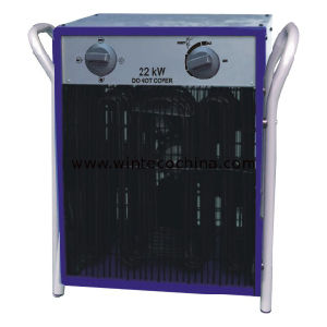 Industrial Fan Heater Portable Space Heater 22kw Square Shape pictures & photos
