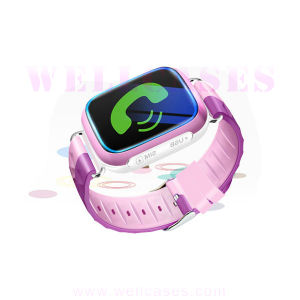 WiFi Connection Bluetooth Anti-Lost Silicone Smart Watch Wearable for Kids