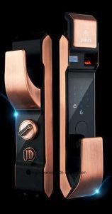 Fingerprint Door Lock with Cover (K-800)) pictures & photos