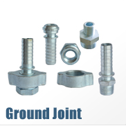 Zinc Plated Steel Boss Ground Joint Coupling for Steam Hose pictures & photos