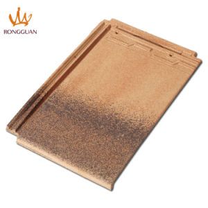 European Style Roofing Sheet Tiles Price Rustic Roof Tile (F1-W206-2) pictures & photos
