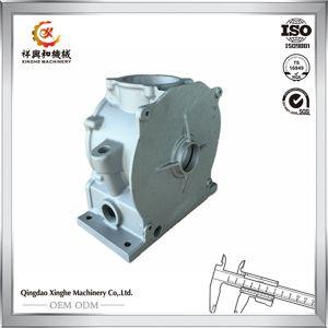 OEM Parts ADC12 Cast Aluminum China Aluminium Casting Parts pictures & photos