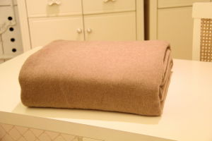 Camel Wool Blanket/ Cashmere Fabric/ Yak Wool Textile/Bedding pictures & photos
