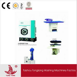 Fully Closed System Fully Automatic Dry Cleaning Machine Slovent Perchloroethylene Perc PCE pictures & photos