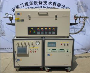 Five Temperature Zone High Vacuum CVD System for Laboratory Experiment Btf-1200c-V-4zl