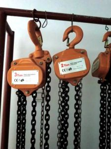 Best Performance Vt Type China Supplied Chain Pulley Block pictures & photos