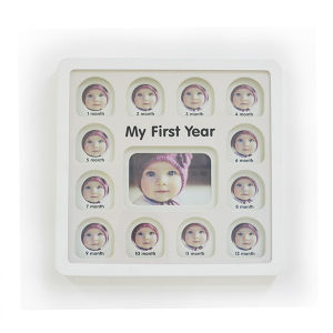 Mutiple Open, Baby Picture Wooden Photo Frame for Holiday Gift pictures & photos