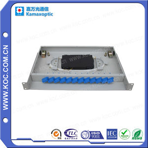 Competitive Price Dust Proof Cover Optical Fiber Terminal Panel pictures & photos