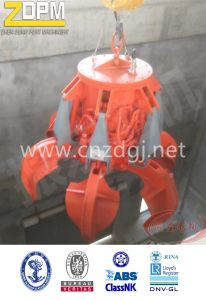 Garbage Disposal Electric Hydraulic Mutivalve Grab Bucket pictures & photos