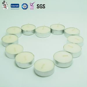 Elegant Design Popular New Personalized Glitter Tealight Candle with High Quality pictures & photos