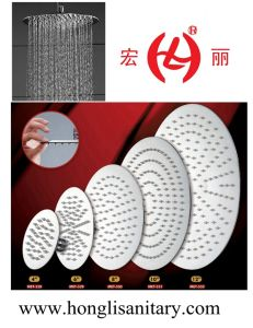 3mm Slim Stainless Steel Shower Head pictures & photos