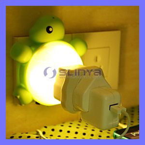 Mobile Charger LED Emergency Sound Control Smart Light Sensor Lamp pictures & photos
