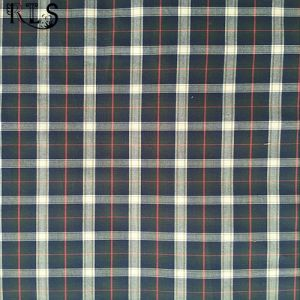 100% Cotton Poplin Yarn Dyed Fabric Rls50-5po pictures & photos