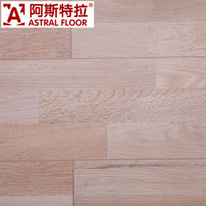 Hospital and School Used Embossed Villinge 12mm Laminate Flooring pictures & photos
