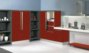 Modular Kitchen Cabinets for Home Decoration (ZH9615) pictures & photos