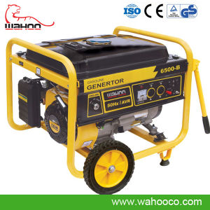 2kw-6kw Electric Gasoline Power Generator with CE, ISO9001 pictures & photos