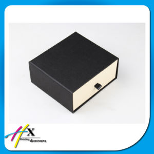 Fancy Paper Material Small Drawer Box for Belt pictures & photos