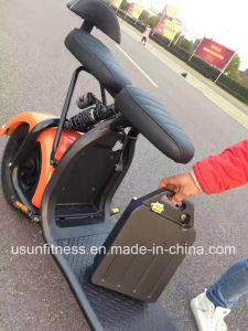 2018 New Design China Factory Electric Motorbike with Remove Battery pictures & photos