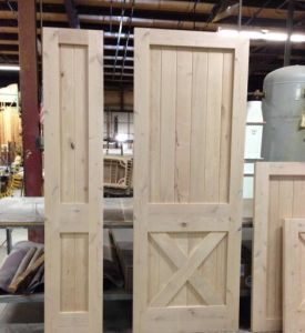 Europe Solid Wood Door (CL-2041) pictures & photos