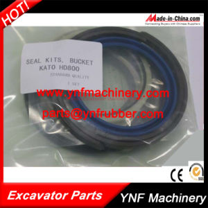 Kato HD800 hydraulic Cylinder Seal Kits for Boom Arm Bucket pictures & photos
