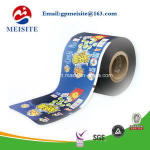 Food Packaging Bag Plastic Films in Roll for Chips pictures & photos