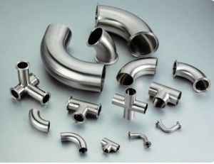3A Sanitary Stainless Steel Pipe Fittings 304L/316L pictures & photos