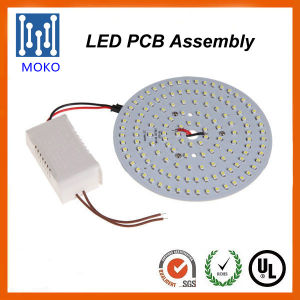 720W LED RGB Module, Single Layer RGB Aluminum PCB for Flood Light pictures & photos