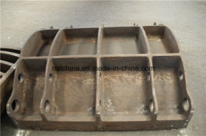 High Manganese Steel Impact Liner for Crusher Mn13cr2 pictures & photos