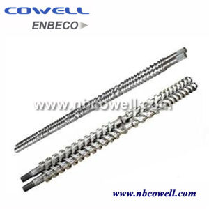 Parallel Twin Screw Barrel for for PA PE Abd Plastic Extruder