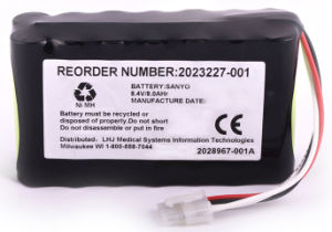 2023852-029 Battery for Ge Dash 2500