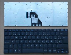 Popular Model Laptop Keyboard for Sony Fit 14e Svf Sp pictures & photos