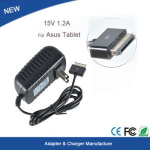 AC Adapter Wall Plug Charger+USB Cable Cord for Asus Eee Pad Transformer TF101 pictures & photos