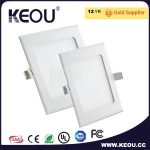 Ultra Thin LED Panel Light Square Ceiling Panel Lighting pictures & photos